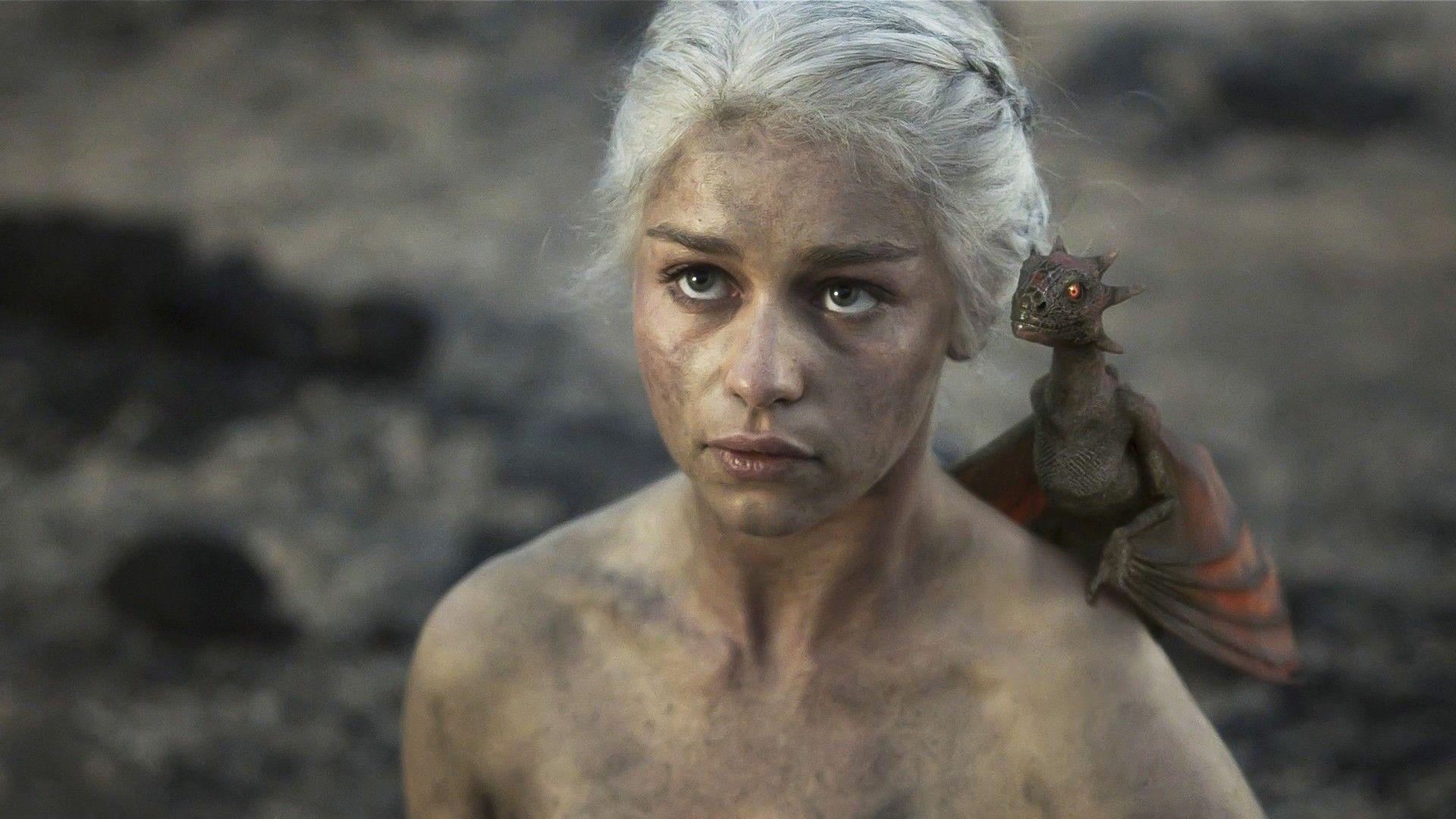 Daenerys targaryen and khal drogo wallpaper daenerys targaryen wedding - Emilia Clarke Dragons Game Of Thrones Tv Series Daenerys Targaryen