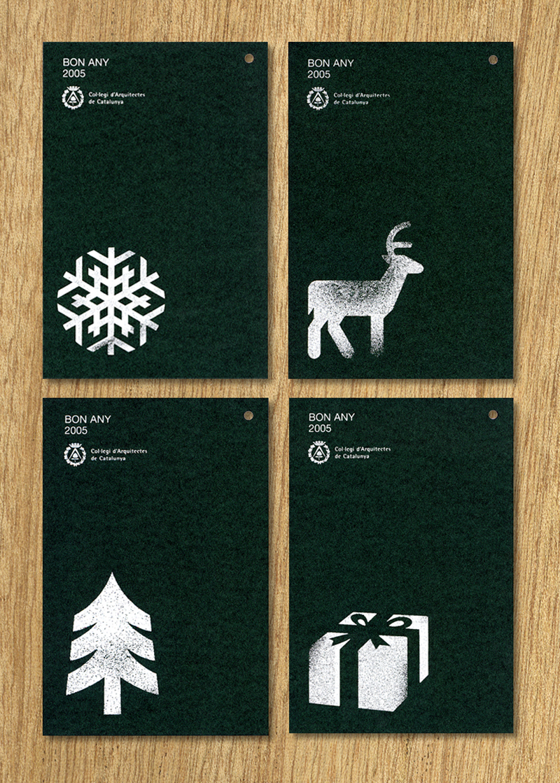 mikel can studio greetings card inspiration christmas card design ...