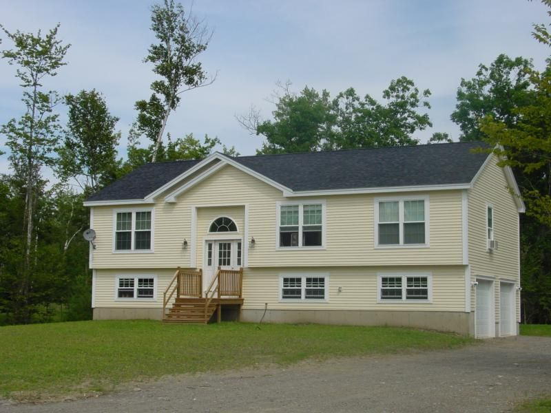 superb house plans raised ranch style #9: raised ranch house | Hermon, ME Raised Ranch