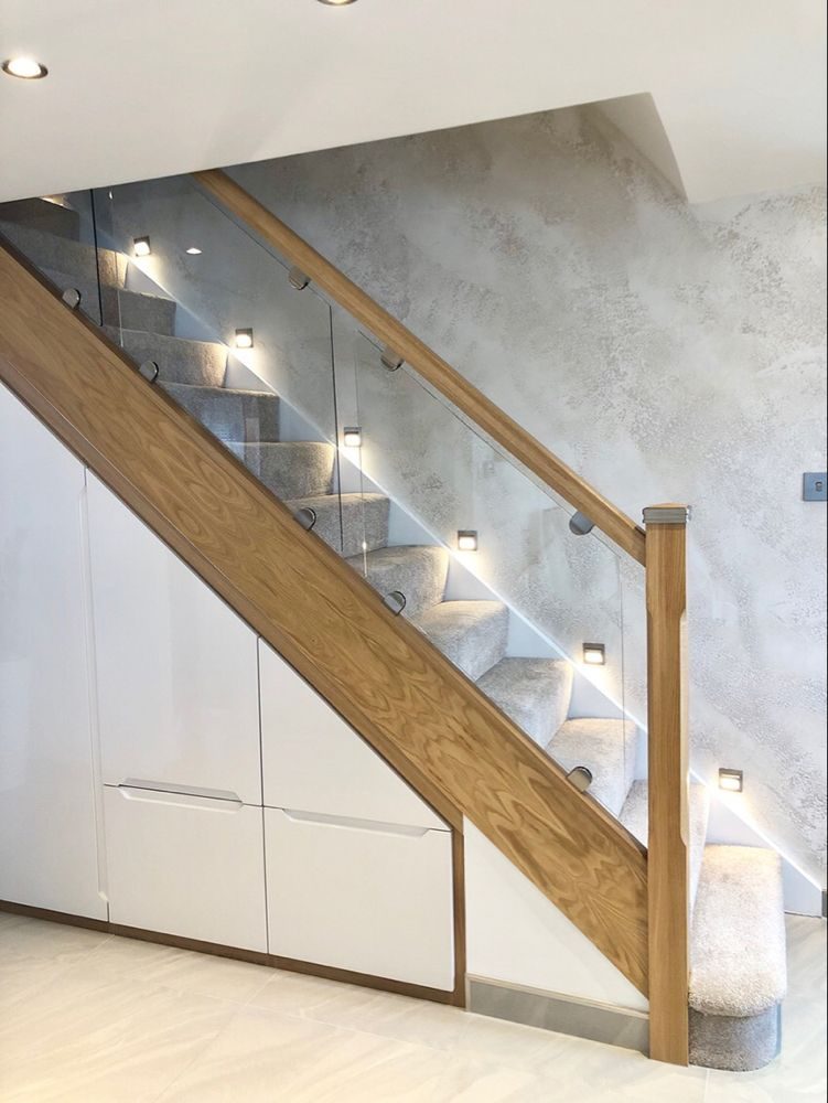 Best Gallery – The Stair Glass Company In 2020 Staircase 400 x 300