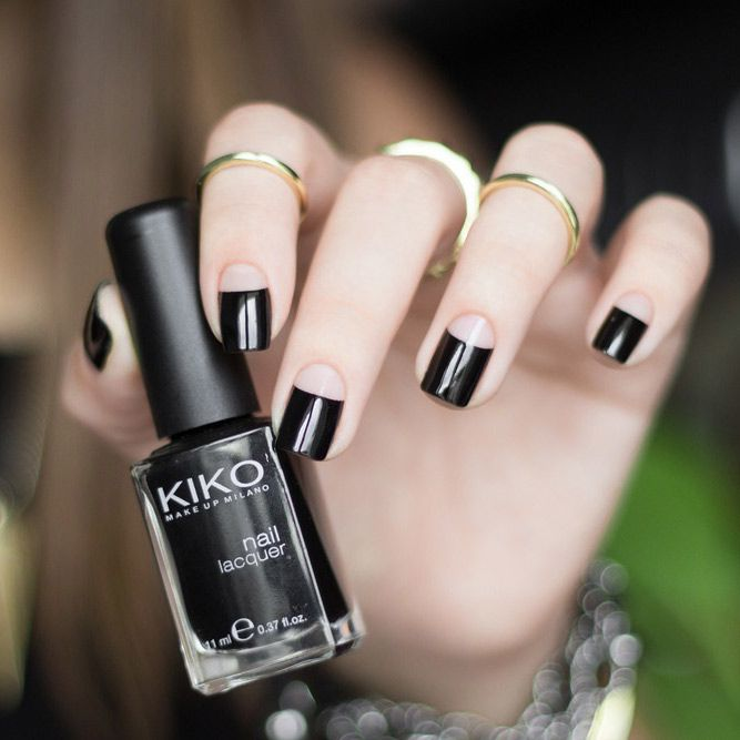21 Stylish And Fun Designs For Short Classy Nails That You Will