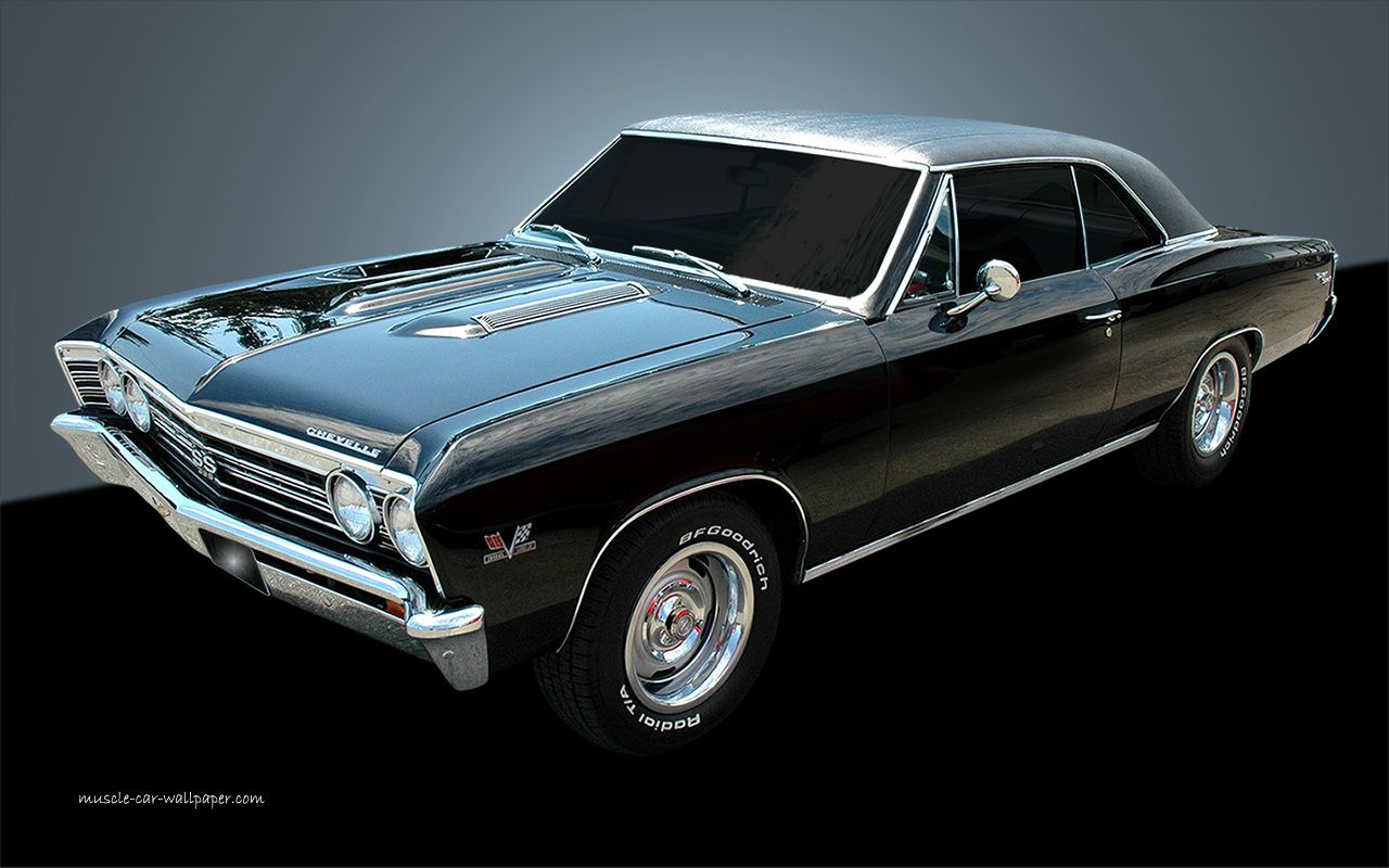 Chevelle Ss Wallpaper Chevelle Ss Chevelle Ss Wallpaper 1967 Coupe Black 1280 01