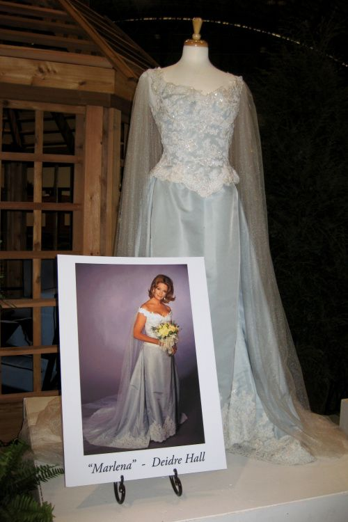 Marlena Evans Wedding Dress When She Married John Black