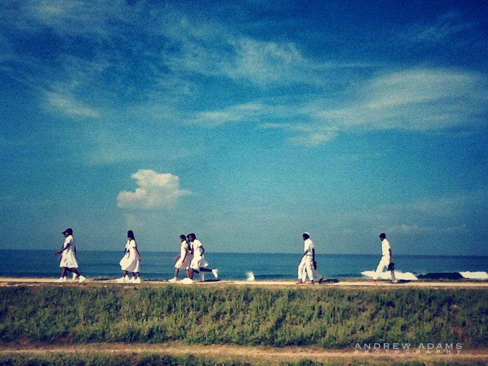 Sri Lanka, photo by Andrew Adams