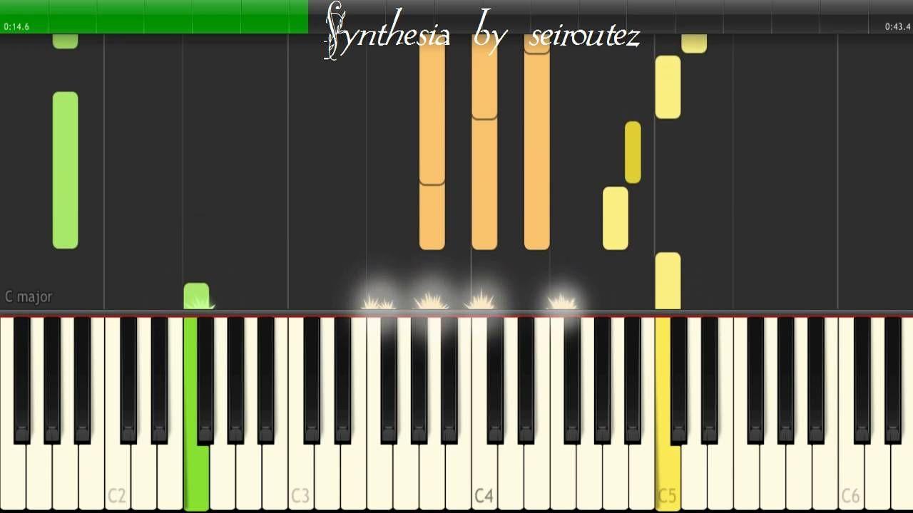 [Synthesia][MIDI] 01tnhica