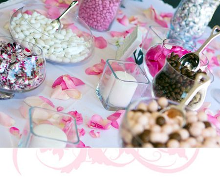 Anyone who knows me well knows I will be having an ENORMOUS candy bar at my wedding.