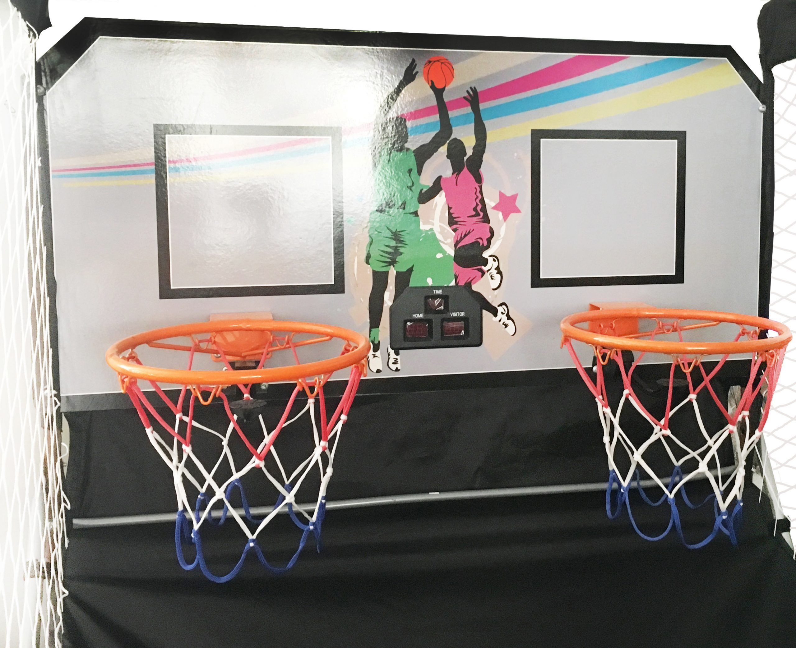 Arcade Basketball Game 2Player Electronic Sports in 2020