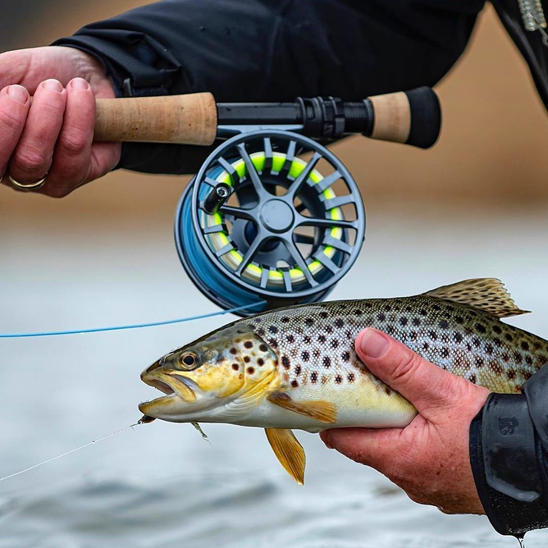Scott Fly Rod Company On Instagram The Sector In The 6 Weight Paired Up With The Waterworkslamson Guru S 7 Ahrexhook In 2020 Fly Rods Fly Shop Fly Fishing Rods