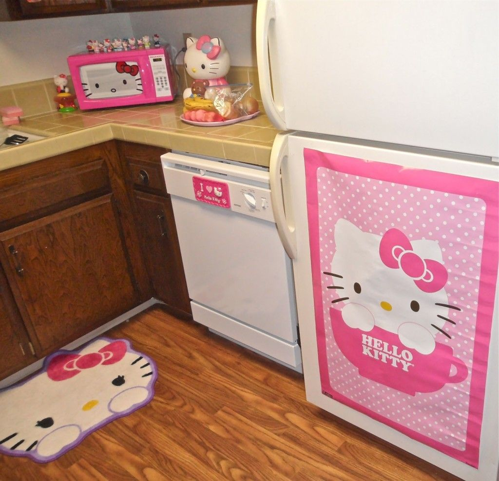 Hello Kitty Kitchen Accessories: Good Hello Kitty #Kitchen Mat Hello Kitty Kitchen