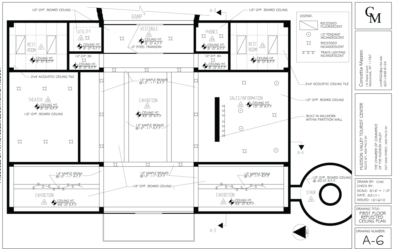 Retail Reflected ceiling plan | reflected ceiling plan ...