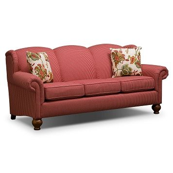 Caroline Red Upholstery Sofa Furniture 599 99