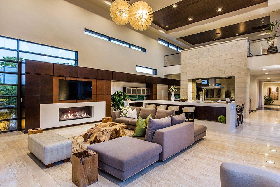 Custom Homes Gallery - Blue Heron | Modern Residential Interior ...