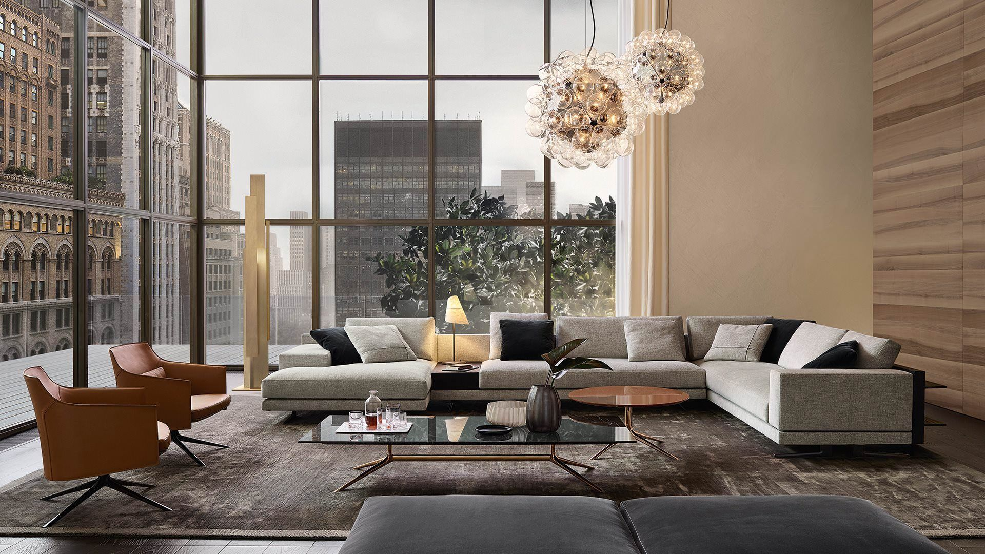 Incredible Modern Living Area Location Unknown 1920x