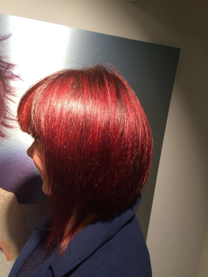 Redheads. We love this Color from Lorealprofessionnell. Inoa. Grønnestad Hårdesign