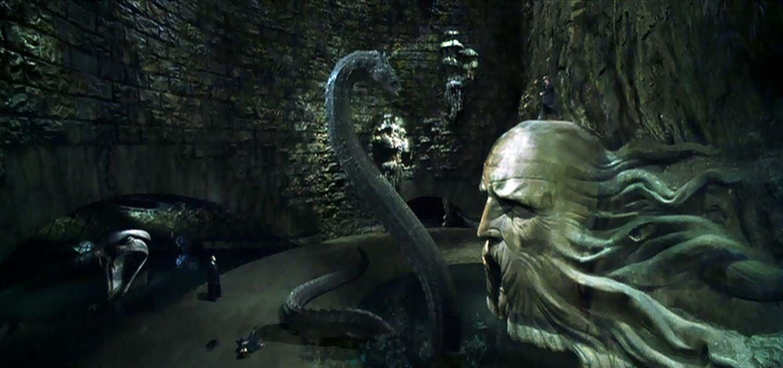 Chamber Of Secrets Basilisk Harry Potter Animales Fantasticos Colegio Hogwarts De Magia Y Hechiceria