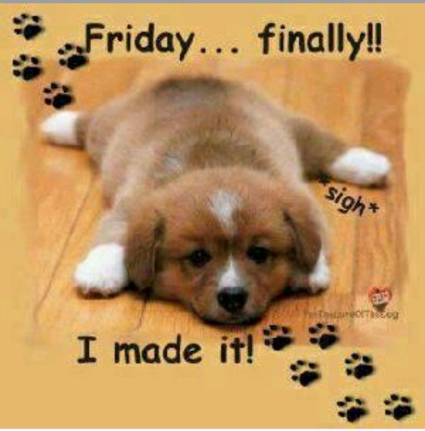 Long Week But We Made It. Happy Friday!!! #BKWeekend