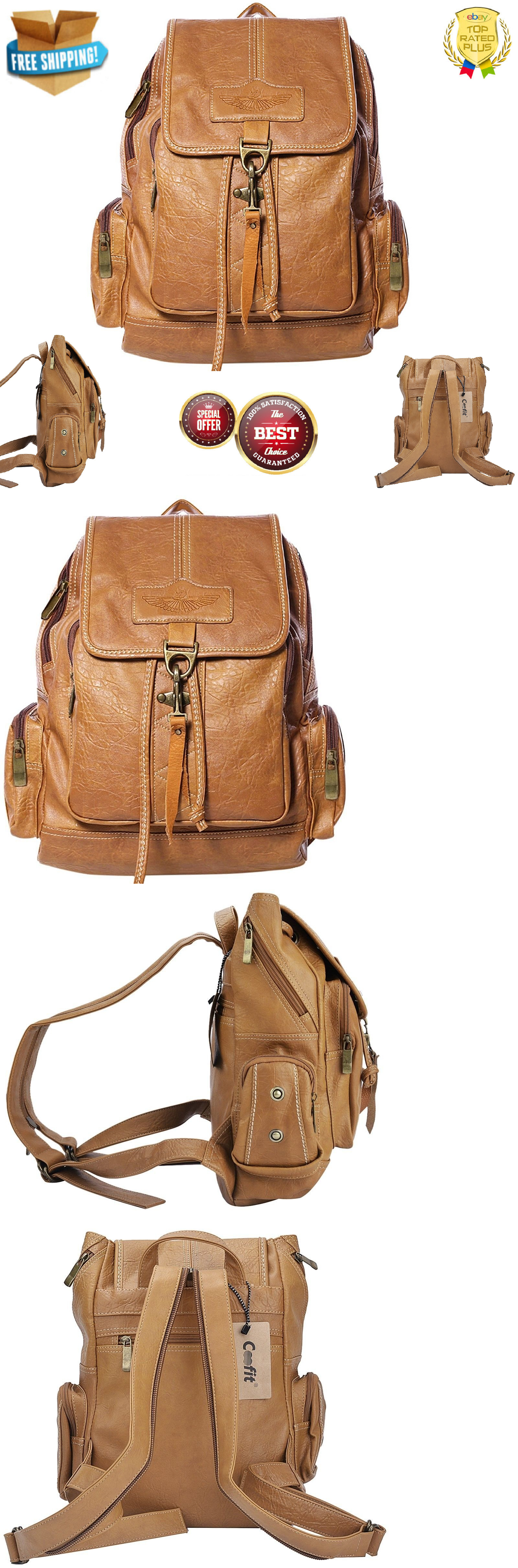 backpacks and bookbags leather bag vintage women handbag