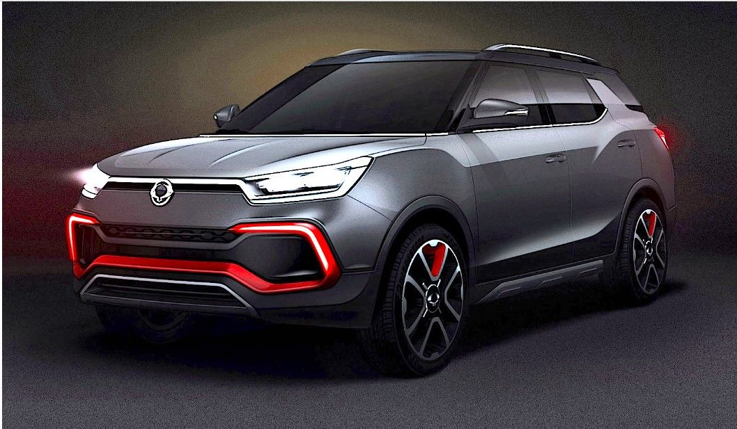 2018 Ssangyong Tivoli Xlv Air Price And Perfomance Http Www Autocarnewshq Com 2018 Ssangyong Tivoli Xlv Air Price And Perfomanc Tivoli Concept Cars Concept