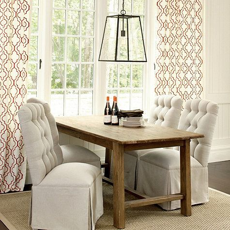 Good Big, Bold Pendant For Dining Lighting. Could Hang Two Above Longer Table.