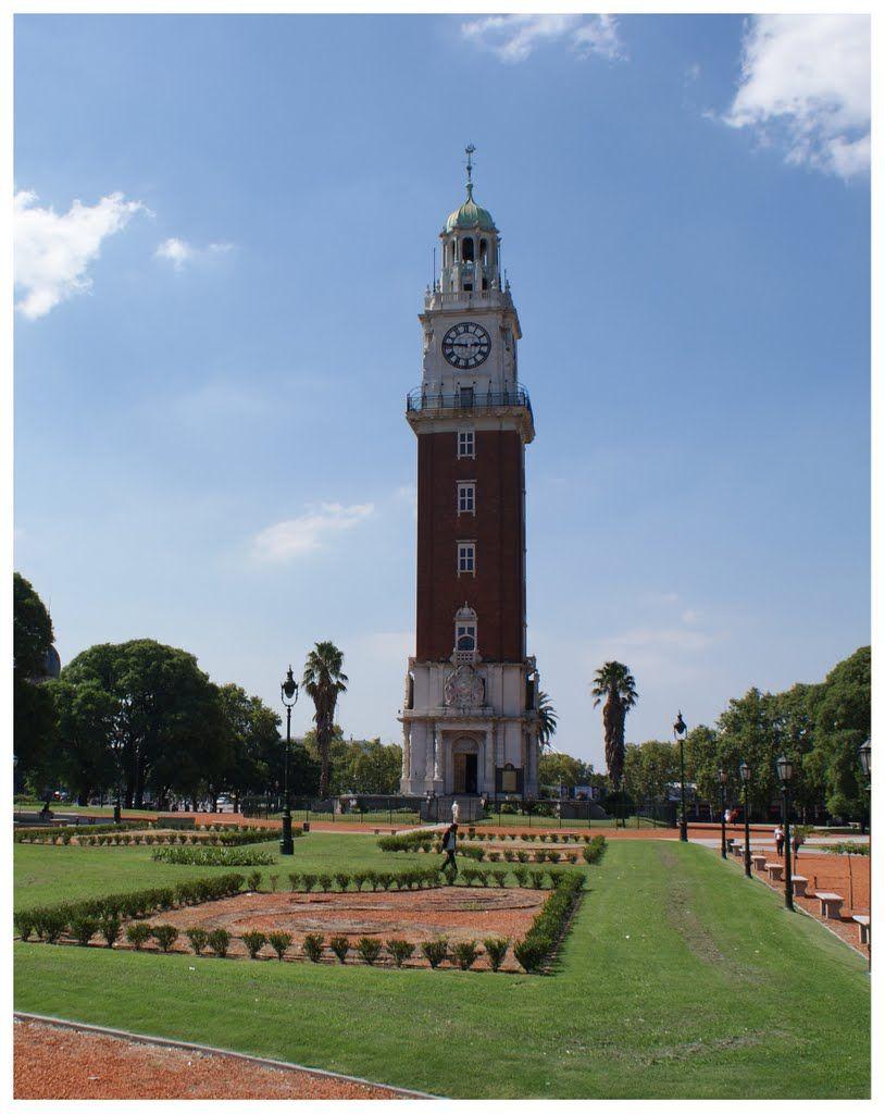 Relógio Campanário, Torre dos Ingleses - Buenos Aires