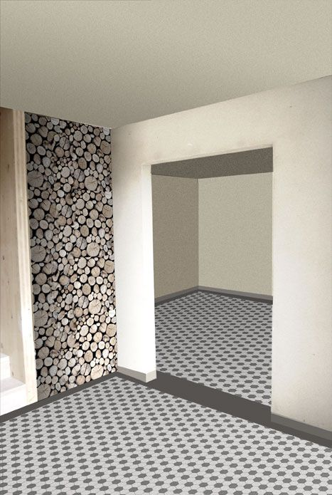 Floor style template for Austrian Wine Cellar using Zahna Fliesen - fliesen bordre