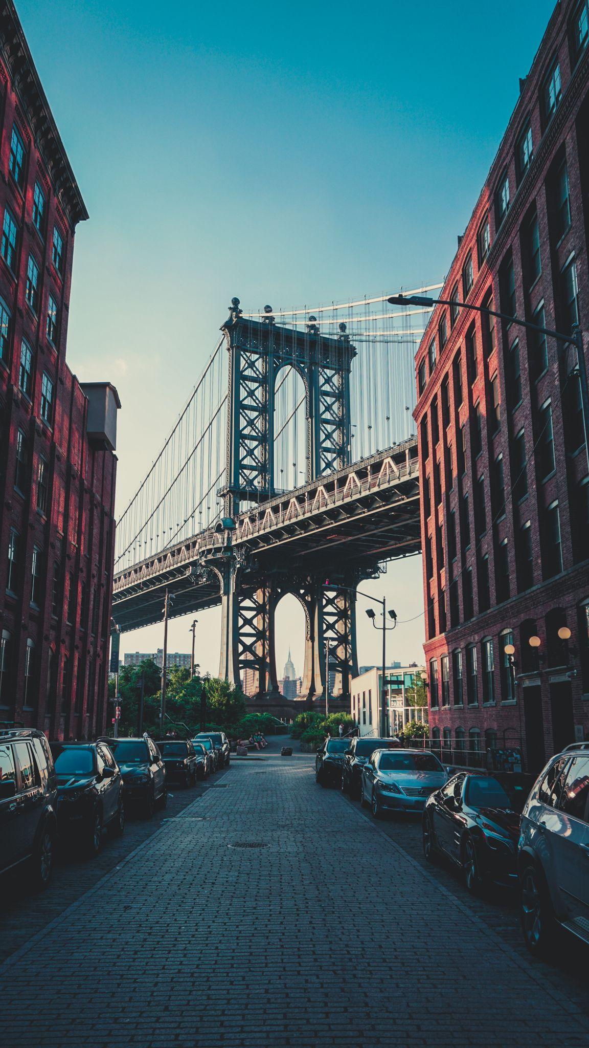 Dumbo Brooklyn In 2019 New York Wallpaper New York