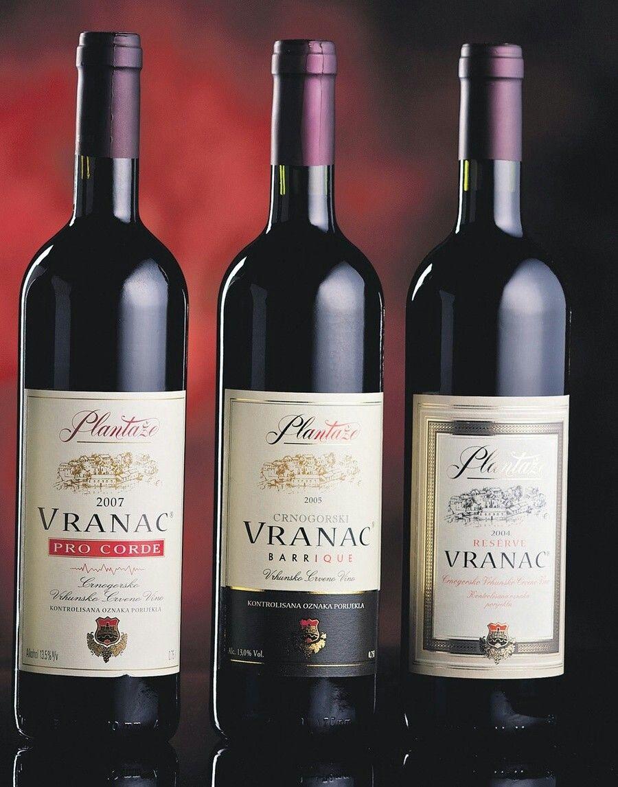 Pin By Rade Jancic On Montenegrin Wines Wine Bottle Wines Bottle