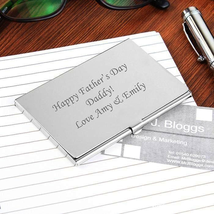 Personalised Card Holder | Products