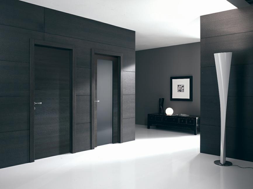 Porte design lyon portes design pose porte d int rieur design porte sur mesure lyon - Portes d interieur design ...