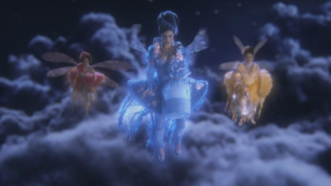 Ouat Creatures Fairies Fairy Godmother Wand Fish Pet