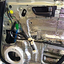 Noico 80 mil 36 sqft car Sound deadening mat Butyl Automotive Sound Deadener Audio Noise Insulation and dampening