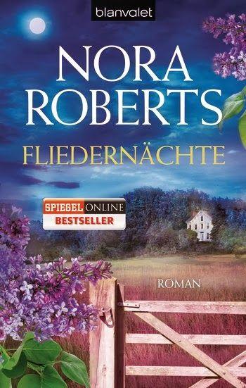 """Merlins Bücherkiste: Rezension zu """"Fliedernächte"""" von Nora Roberts"""