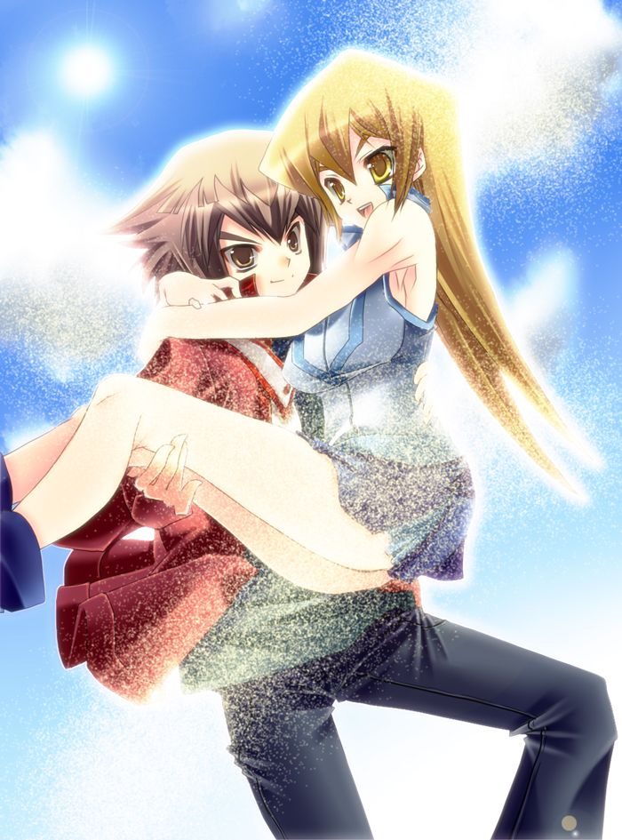 I Love Yu Gi Oh Ships Anime Wolf Girl Yugioh Romantic Anime