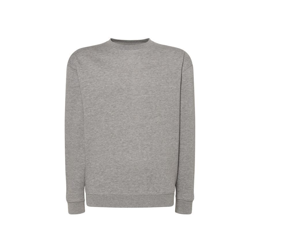 Sweat à capuche unisexe gris mixte – JHK JK290 – taille: 2XL   – Products