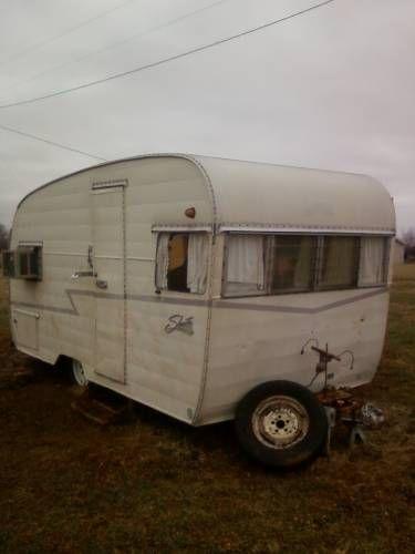 1960 shasta travel trailer 1500. Black Bedroom Furniture Sets. Home Design Ideas