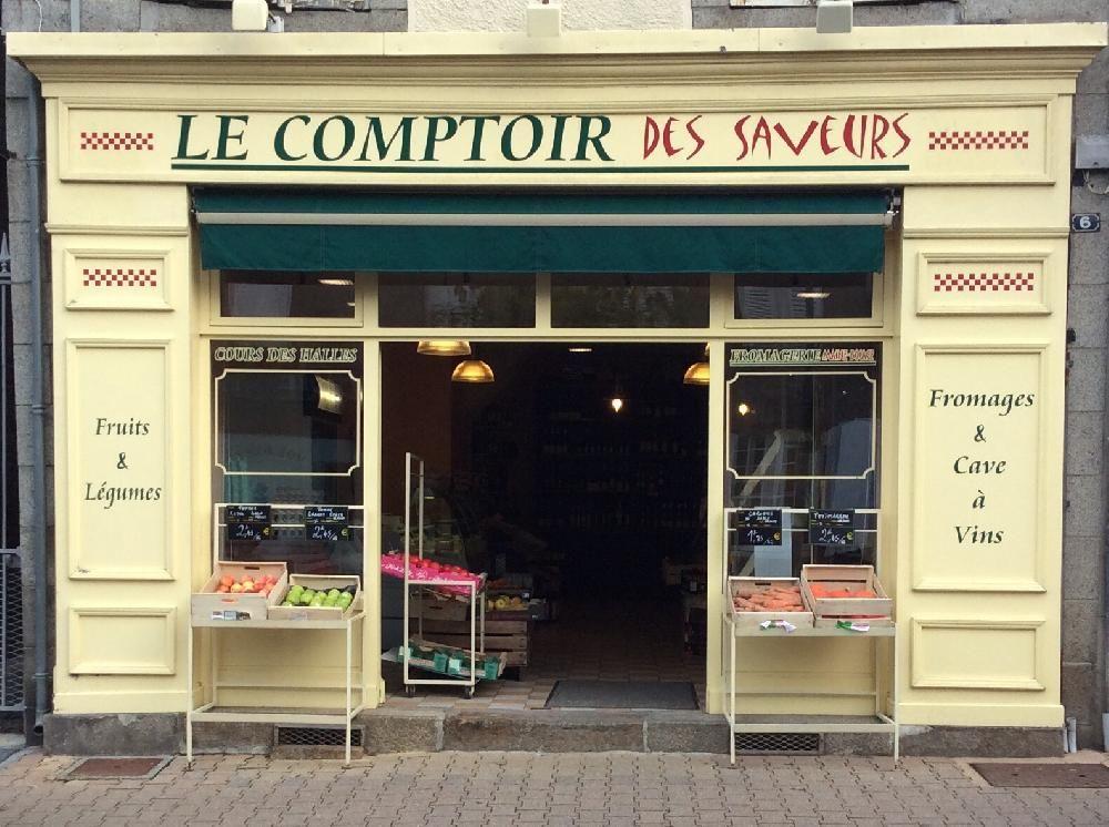 Le Comptoir Des Saveurs Fruits Legumes Epicerie Fine A Ernee 53 Outdoor Decor Home Decor Decor
