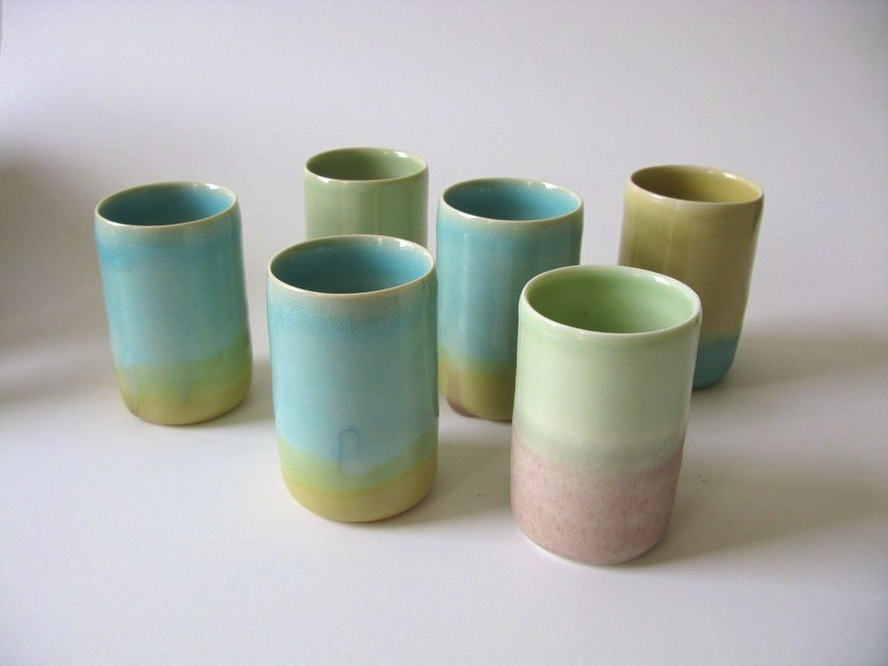 Claystone Pottery Beaker Mr Kitly Keramik Ideen Keramik Und Rind