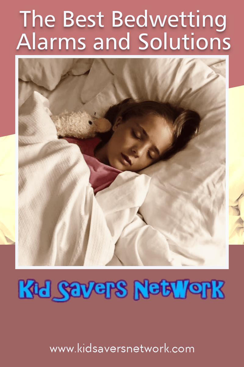 The Best Bedwetting Alarms & Solutions in 2020 Bed