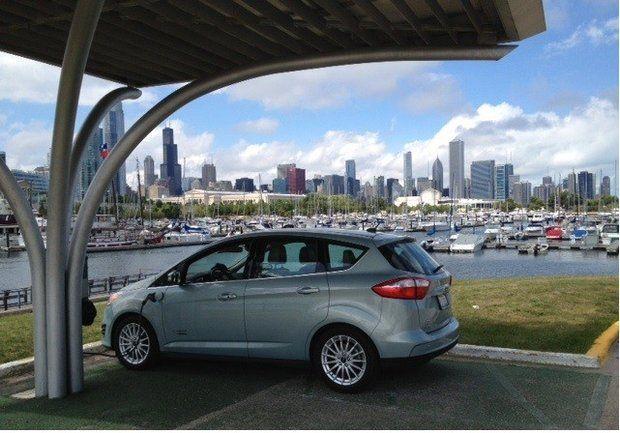 2013 Ford C Max Energi Car Stories Fuel Efficient Cars Fuel