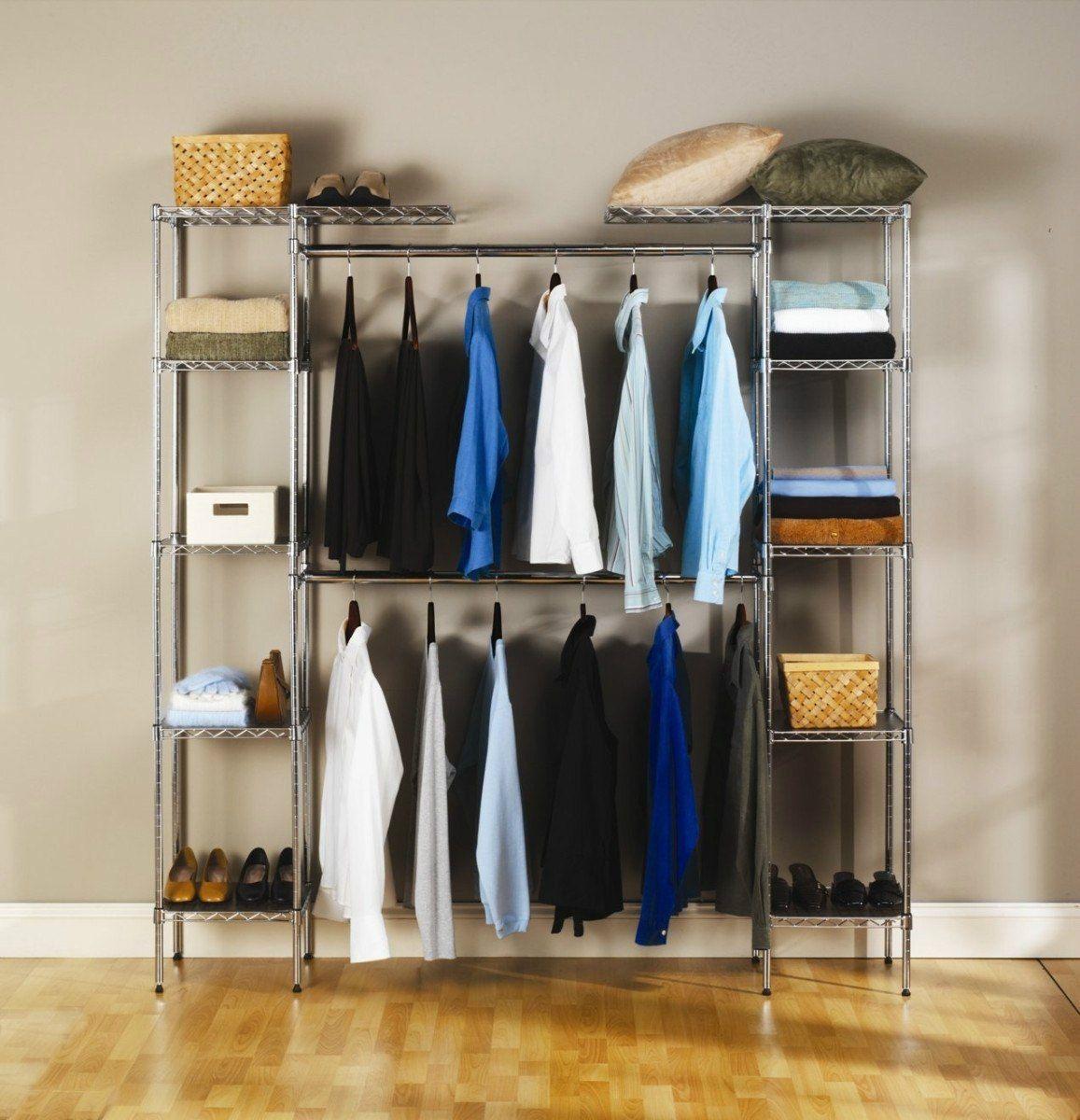 araras para roupas Pesquisa Google Sistema de armário