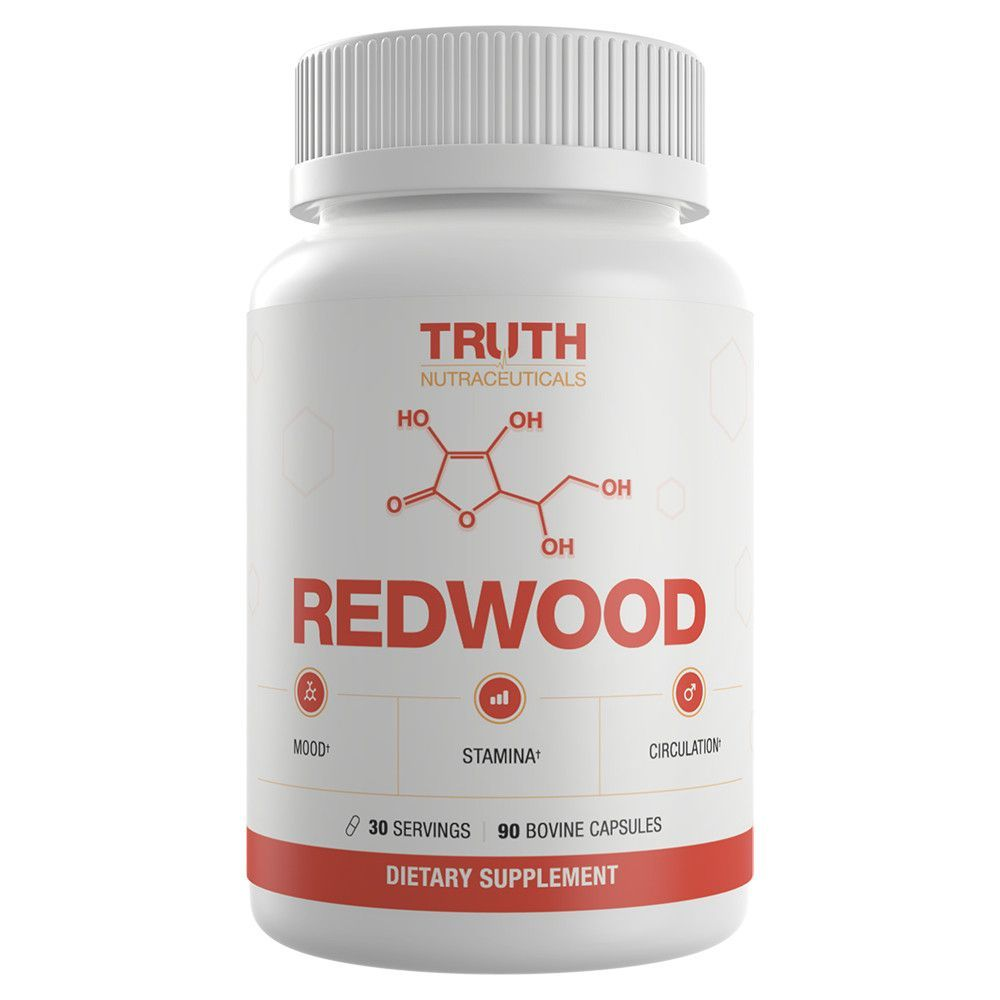 REDWOOD: Nitric Oxide Booster | supplements | Testosterone booster