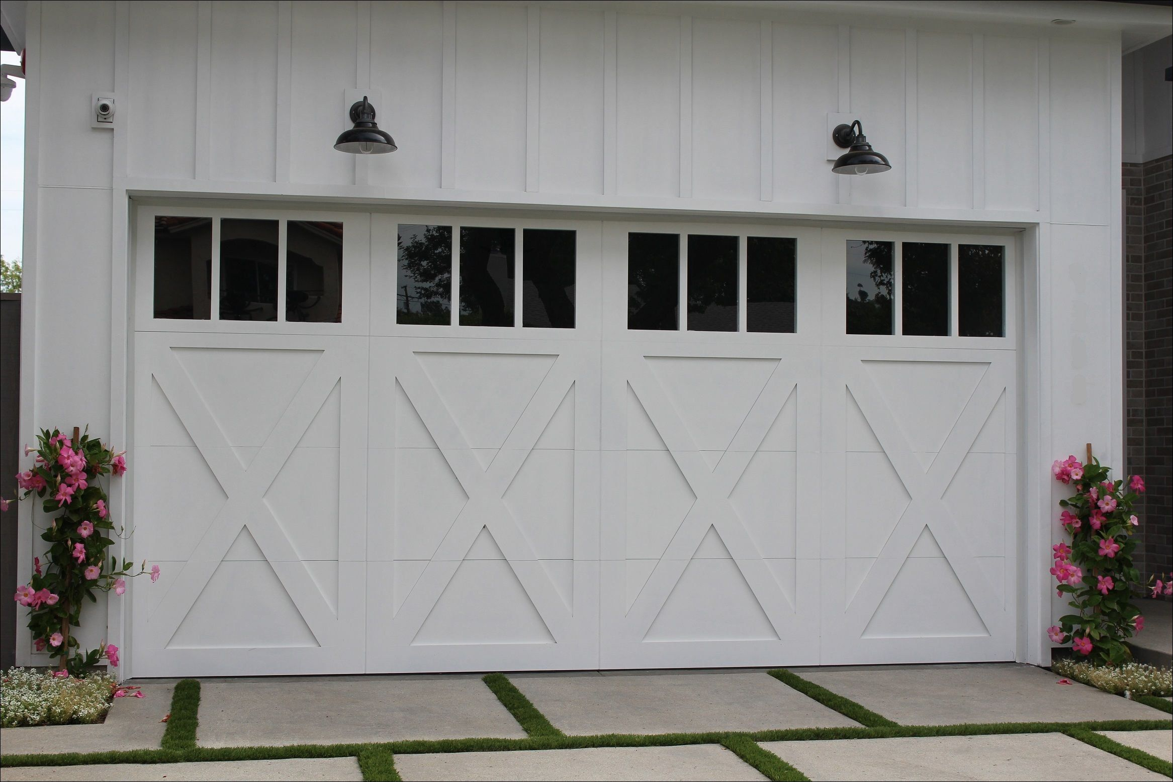 10 X 9 Garage Door Fresh Modern Farmhouse Lincthelendesign Carriage Garage Doors Garage Doors Double Garage Door