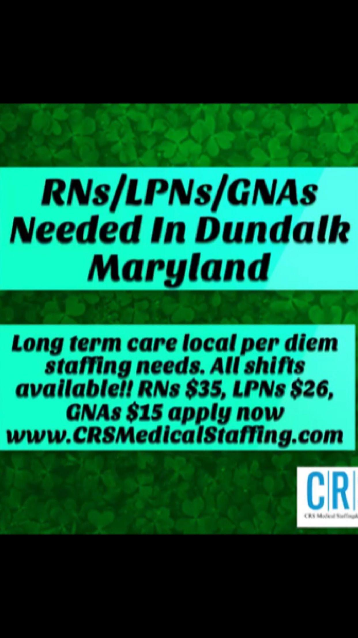 Travel nursing image by CRS Medical Staffing & Service on