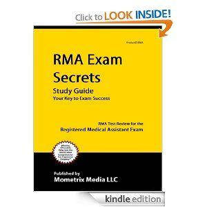rma exam secrets study guide rma test review for the registered rh pinterest com Registered Medical Assistant Study Guide Ncct Medical Assistant Study Guide