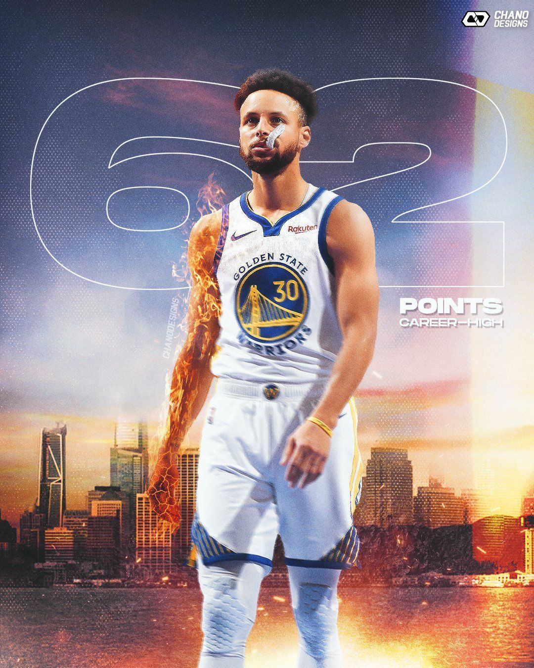 Stephen Curry Is On Fire Tonight At Chase Center In 2021 Stephen Curry Basketball Nba Stephen Curry Nba Pictures