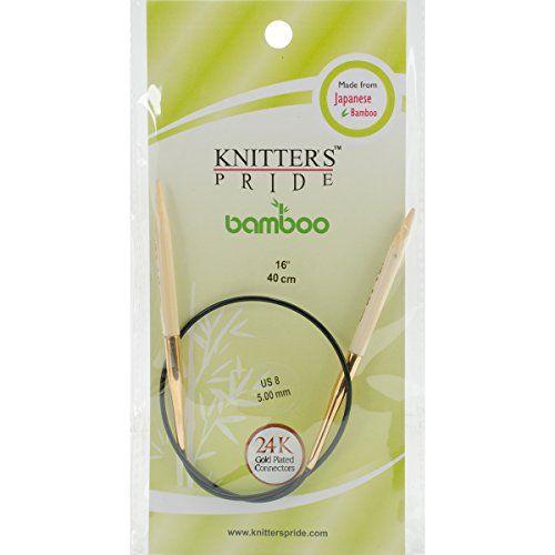 Knitters Pride Karbonz Fixed Circular Needles 16 40 cm