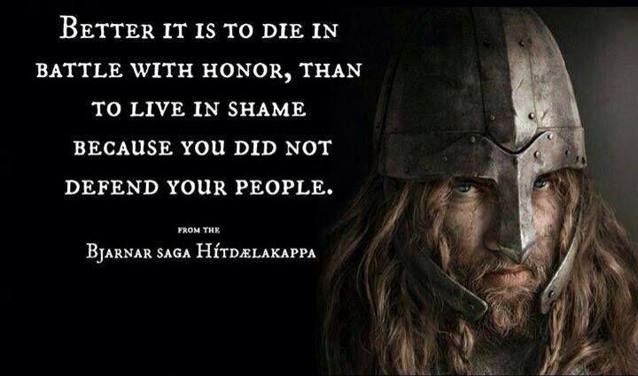 Quote From The Icelandic Saga Bjarnar Saga Hítdœlakappa Viking Best Vikings Quote Images