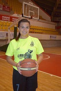 Diana Gissell González Ávila, invitada especial de Lobas ~ Ags Sports