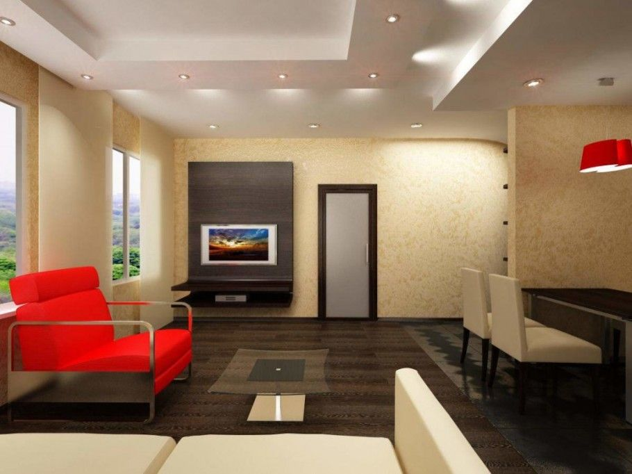Spectacular Modern House Colors Interior Interesting Modern House