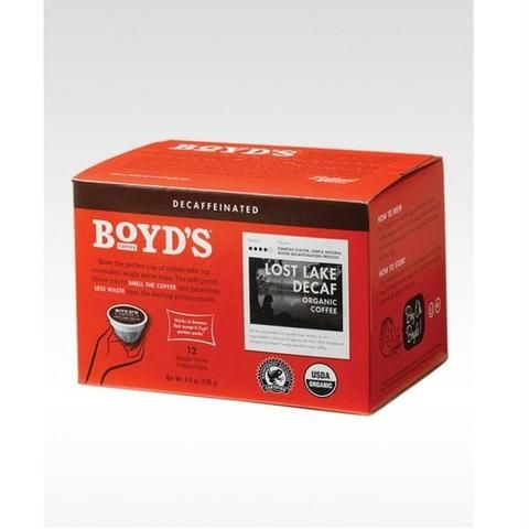 Boyds Coffee Lost Lake (6x12 Ct)
